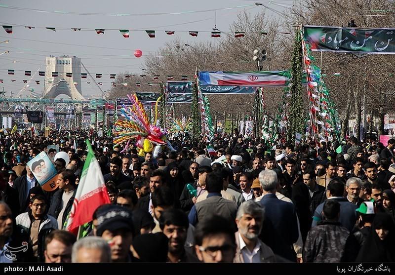 بیانیه حزب ندای ایرانیان به مناسبت چهلمین سالگرد پیروزی انقلاب