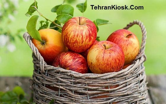 خواص و فواید میوه ی سیب + مزایای دارویی و درمانی میوه ی سیب