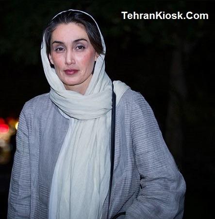 بیوگرافی هدیه تهرانی بازیگر سینما و تلویزیون + ازدواج و همسر هدیه تهرانی