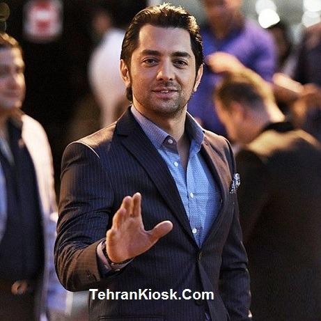 بیوگرافی بهرام رادان بازیگر جوان و خوش چهره سینما و تلویزیون + عکس