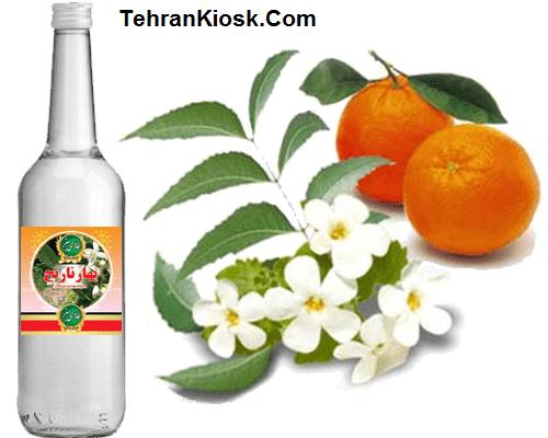 خواص و فواید عرق بهار نارنج + مزایای دارویی عرق بهار نارنج در طب سنتی