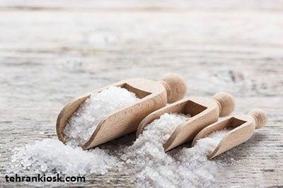 خاصیت شویندگی نمک و استفاده های آن در زندگی روزمره