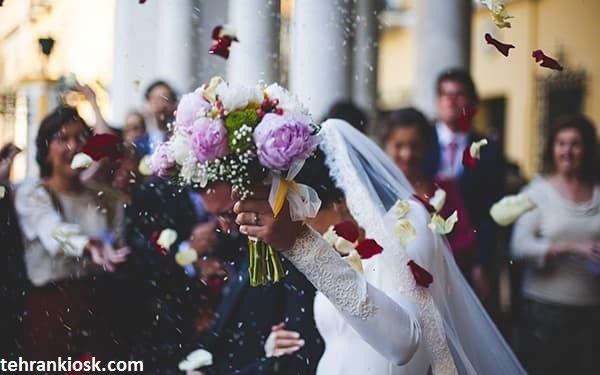 پیامک تبریک سالگرد ازدواج زیبا و عاشقانه