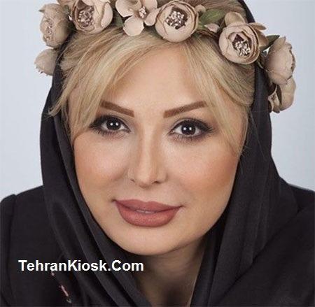 بیوگرافی نیوشا ضیغمی بازیگر سینما و تلویزیون + عکس همسر و فرزندش