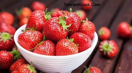 خواص توت فرنگی در طب سنتی + مزایای دارویی و درمانی توت فرنگی