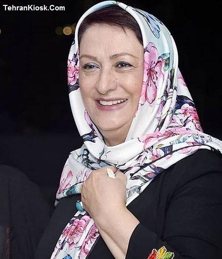 بیوگرافی و زندگینامه ی مریم امیرجلالی بازیگر سینما و تلویزیون + عکس