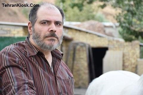 بیوگرافی و زندگینامه ی سید مهرداد ضیایی بازیگر سینما و تلویزیون + عکس