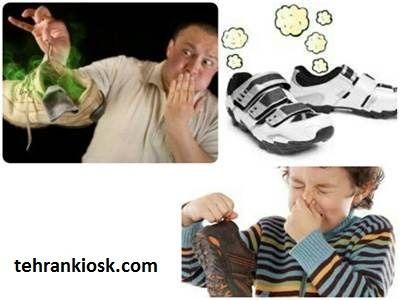 آموزش درست کردن بوگیر کفش با مواد طبیعی و در دسترس