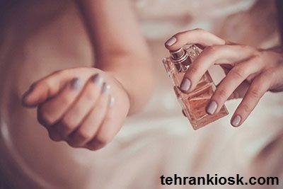 روش استفاده از عطر در خانم های شیک و خوش رایحه