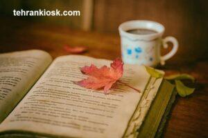 متن با موضوع کتاب خوانی و جملات خاص و جالب علاقه به کتاب