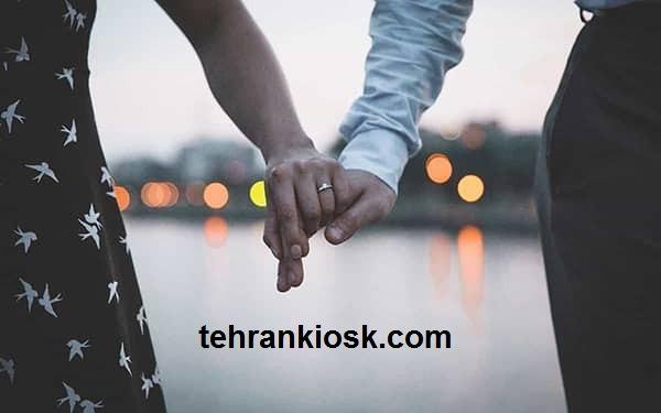 متن دوران عاشقانه نامزدی و جملات احساسی عقد کنان