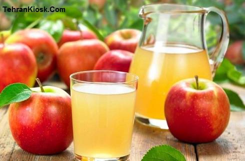 خواص و فواید آب سیب در طب سنتی + مزایای دارویی و درمانی آن