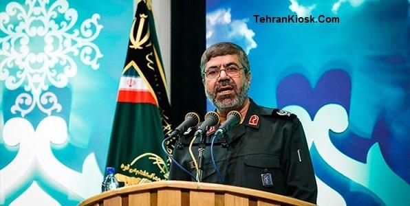 سخنگوی سپاه پاسداران انقلاب اسلامی گفت: جزئیات اقدامات سپاه در مدیریت بیماری کرونا