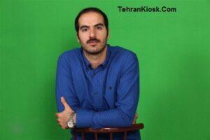بیوگرافی و زندگینامه ی پاشا جمالی بازیگر سینما و تلویزیون + عکس
