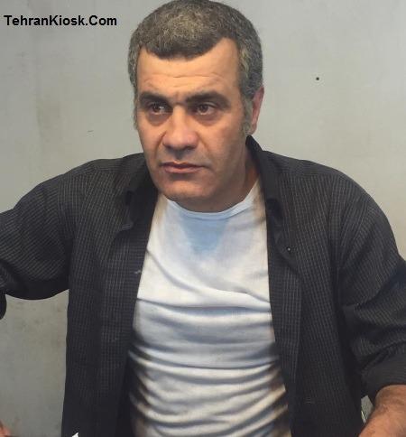 بیوگرافی و زندگینامه ی بهراد خرازی بازیگر سینما و تلویزیون + عکس