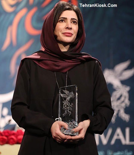 بیوگرافی و زندگینامه ی نازنین احمدی بازیگر سینما و تلویزیون + عکس