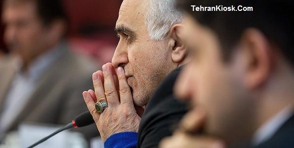 دادن کارت زرد نمایندگان مجلس به فرهاد دژپسند وزیر اقتصاد درباره واگذاری هفت تپه