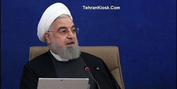 رئیسجمهور: شهادت سردار سلیمانی انتقام از جمهوری اسلامی ایران