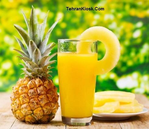 خواص و فواید باورنکردنی آب آناناس در طب سنتی + مزایای دارویی و درمانی آن