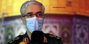 سرلشکر باقری: تأمین نیاز نیروهای مسلح در سطح عالی و در نبردهای نوین شبکهمحور