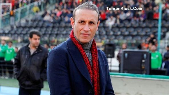 دلجویی یحیی گل محمدی از هوادار دو آتیشه پرسپولیسی یاسوجی و تسلیت به خانواده مرحوم
