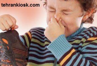 ازبین بردن بوی بد کفش با استفاده از روش های ساده