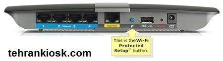 شناخت کارایی دکمه wps در مودم ها به همراه آموزش کارایی آن