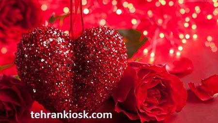 پیام زیبای عاشقانه به همراه جملات زیبا و خاص