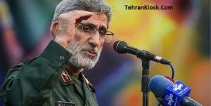 فرمانده نیروی قدس سپاه سردار قاآنی: سیلی بعدی غلبه نرمافزاری بر استکبار است