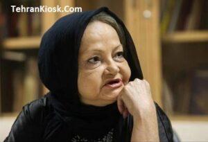 بیوگرافی و زندگینامه ی ثریا حکمت بازیگر سینما و تلویزیون + عکس