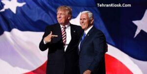 رئیسجمهور آمریکا: اگر پنس معاون وی مطابق میل ما عمل کند پیروز انتخابات خواهیم بود