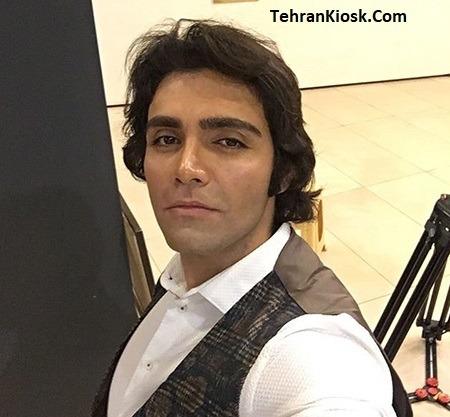 بیوگرافی و زندگینامه ی شهاب شادابی بازیگر و مدل ایرانی + عکس