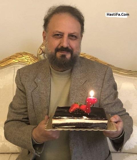 بیوگرافی و زندگینامه ی جلیل فرجاد بازیگر سینما و تلویزیون + عکس