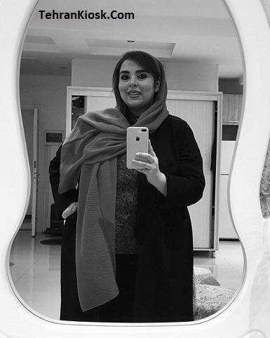 بیوگرافی و زندگینامه ی مهناز کرباسچیان بازیگر نقش نعیمی در سریال باخانمان
