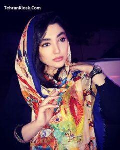 بیوگرافی و زندگینامه ی نازلی رجب پور بازیگر سینما و تلویزیون + عکس
