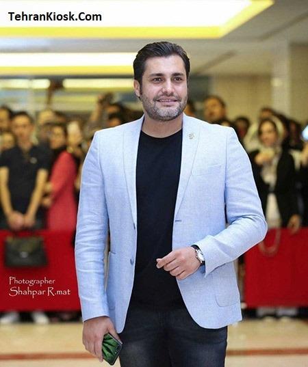 بیوگرافی  و زندگینامه ی امیرمحمد زند بازیگر سینما و تلویزیون + عکس