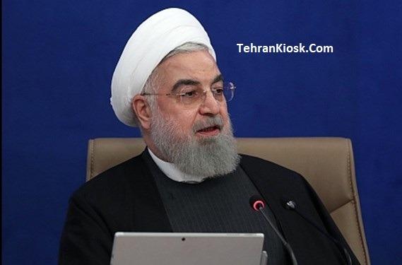 حسن روحانی گفت: قرار نیست عدهای مشکل را حل کنند و عدهای در کنار بنشینند