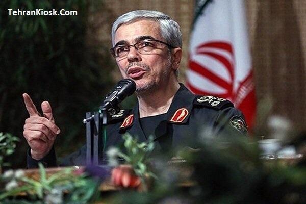 رئیس ستادکل نیروهای مسلح: رزمایشهای اخیر موجب دلگرمی مردم و ناامیدی دشمنان شد