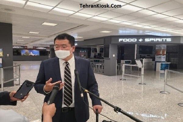 معاون وزیر خارجه کره جنوبی برای مذاکره با مقامات ایرانی راهی تهران شد