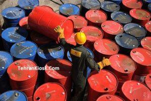 افت قیمت نفت خام + به وجود آمدن نگرانیهایی در مورد تقاضای نفت