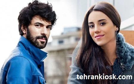 عکس و بیوگرافی انگین اکیورک بازیگر مشهور کشور ترکیه