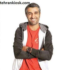 عکس و بیوگرافی پژمان جمشیدی بازیگر سینما و تلویزیون + زندگی نامه