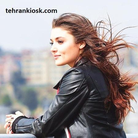 عکس و بیوگرافی هانده ارچل بازیگر مشهور کشور ترکیه