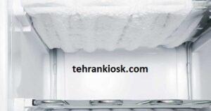 رفع مشکل برفک زدن یخچال و فریزر در دفعات بیش از اندازه