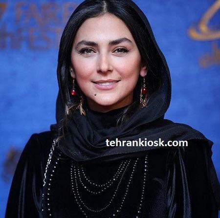 عکس و بیوگرافی هدی زین العابدین بازیگر سینما و تلویزیون + زندگی نامه