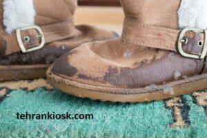 نحوه تمیز کردن کفش های زمستانی به روش صحیح و اصولی