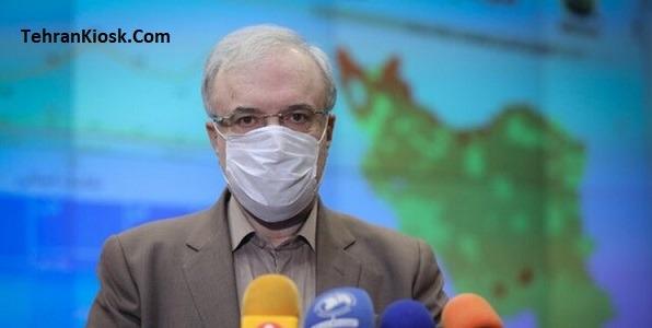 وزیر بهداشت گفت: انجام واکسیناسیون گروه های مختلف مرحله به مرحله