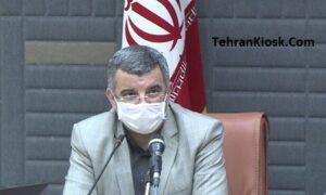 معاون کل وزارت بهداشت،حریرچی: ویروس انگلیسی بسیار مسریتر و کشندهتر است