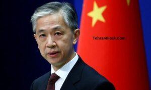 سخنگوی وزارت خارجه چین: آمریکا تحریمهای ایران را بردارد و به توافق هستهای برگردد