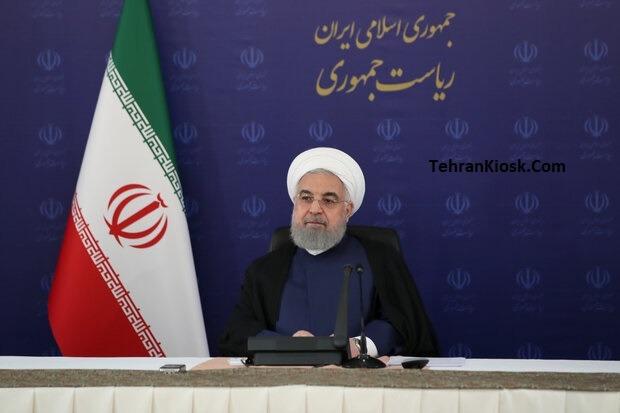 روحانی در ستاد ملی کرونا گفت: عید ۱۴۰۰ را باید بیشتر مراعات کنیم
